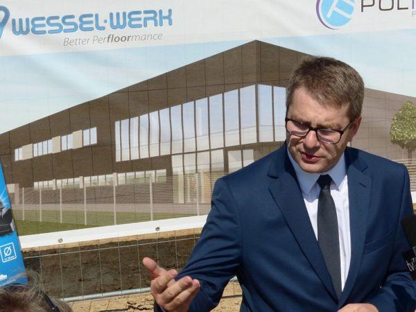 zakład produkcyjny Wessel-Poliamid