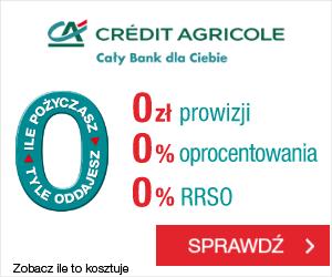 Powitalny Kredyt Gotówkowy - za darmo!!!
