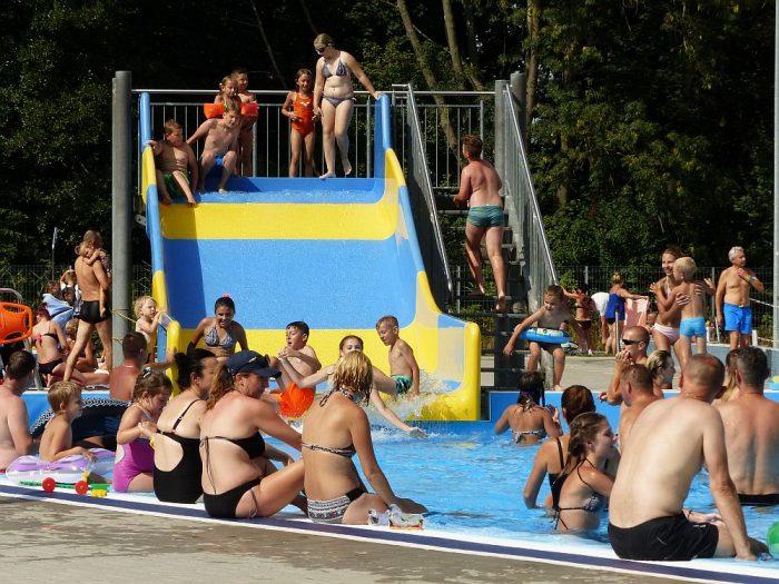 basen Międzylesie